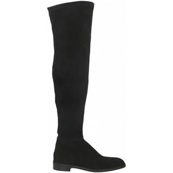 Zapatos Mujer Botas a la rodilla Guglielmo Rotta LOUISIANA nero