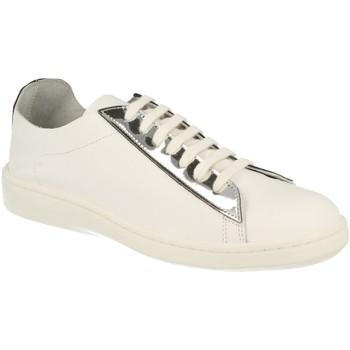 Zapatos Mujer Zapatillas bajas Feuchas FEBR01 Plata