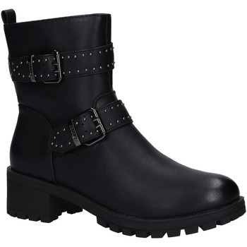 Zapatos Mujer Botines MTNG 58907 Negro