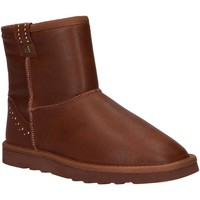 Zapatos Mujer Botines MTNG 50081 Marr?n