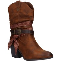 Zapatos Mujer Botas urbanas MTNG 50275 Marr?n