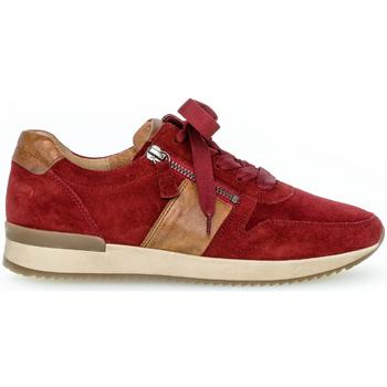 Zapatos Mujer Zapatillas bajas Gabor 53.420/14T35-2.5 Rojo