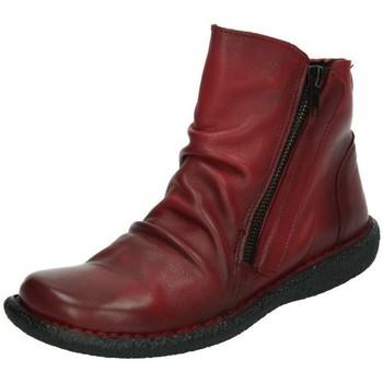 Zapatos Mujer Botas de caña baja Bartty BotÍn atenea CHERRY