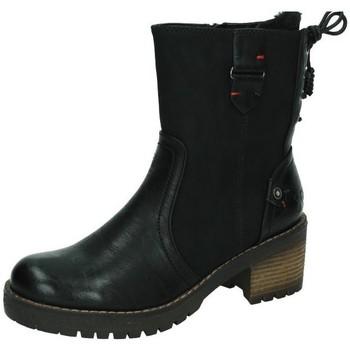 Zapatos Mujer Botas de caña baja Xti BotÍn  basic Negro