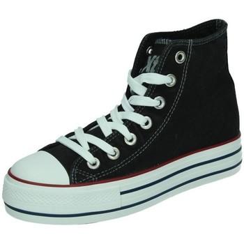 Zapatos Mujer Zapatillas altas Xti BotÍn plataforma Negro