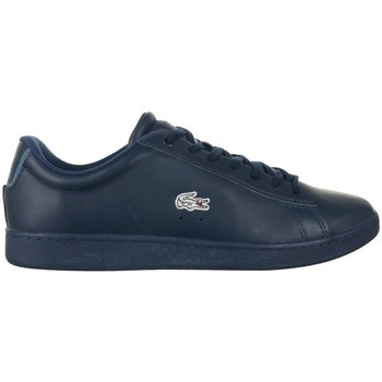 Zapatos Hombre Zapatillas bajas Lacoste Carnaby Evo Wmp Spm Azul marino