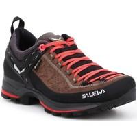 Zapatos Mujer Fitness / Training Salewa WS Mtn Trainer 2 Gtx Negros, De color naranja, Marrón