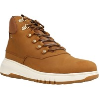 Zapatos Mujer Botines Geox D AERANTIS 4X4 B ABX Marron