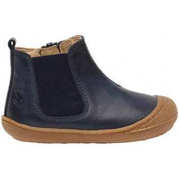 Zapatos Niño Botas de caña baja Naturino - Beatles blu SALLY-0C02 BLU