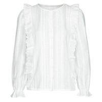 textil Mujer Tops / Blusas Betty London NIAMAIM Blanco
