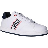 Zapatos Niños Multideporte Levi's VADS0041S BRANDON LACE Blanco