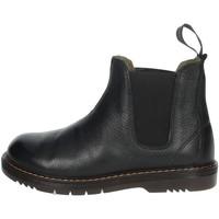 Zapatos Niños Botas de caña baja Grunland PO1178-88 Negro