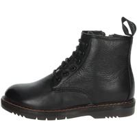 Zapatos Niños Botas de caña baja Grunland PO1177-88 Negro