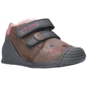 Zapatos Niña Botas de caña baja Biomecanics 201114 MARENGO Niña Gris gris