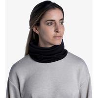 Accesorios textil Bufanda Buff Tubular lana merino heavyweight Solid Black Negro
