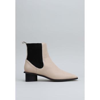 Zapatos Mujer Botines Krack ABIGAIL Beige