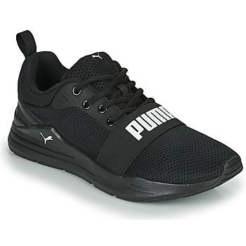 Zapatos Hombre Zapatillas bajas Puma WIRED Negro