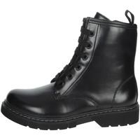 Zapatos Niña Botas de caña baja Asso AG-8900 Negro