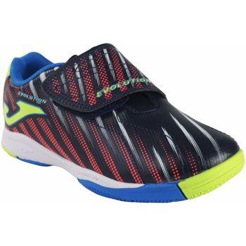 Zapatos Niño Zapatillas bajas Joma Deporte niño  evolution  2003 in azul Verde
