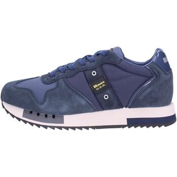 Zapatos Hombre Zapatillas bajas Blauer F0QUEENS01/TAS Multicolore