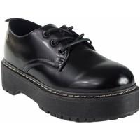 Zapatos Mujer Derbie Isteria Zapato señora   20286 negro Negro