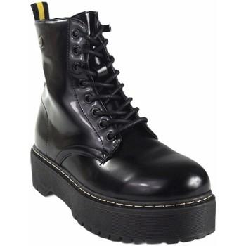Zapatos Mujer Botas de caña baja Isteria Botín señora   20290 negro Negro