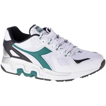 Zapatos Hombre Zapatillas bajas Diadora Mythos Blanco, Verdes
