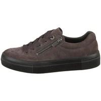 Zapatos Mujer Zapatillas bajas Legero Lima Negros, Marrón