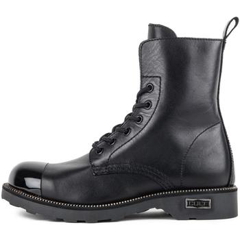 Zapatos Mujer Botines Cult - Anfibio nero CLE102262 NERO
