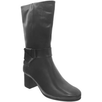 Zapatos Mujer Botas urbanas Caprice 9-25326-25 Cuero negro