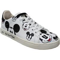 Zapatos Mujer Zapatillas bajas Disney Md263cco Blanco, Blanca