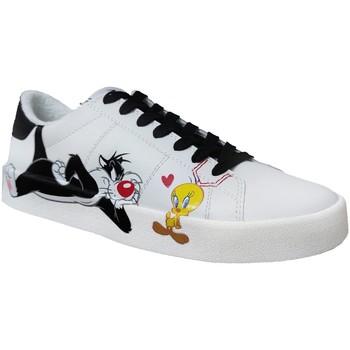 Zapatos Mujer Zapatillas bajas Dessins Animés Mplt707co Blanco, Blanca