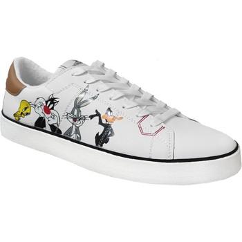 Zapatos Hombre Zapatillas bajas Dessins Animés Mplt720 Blanco, Blanca