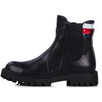 Zapatos Niño Botas de caña baja Tommy Hilfiger - Beatles nero T3A5-30853 NERO
