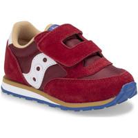 Zapatos Niño Zapatillas bajas Saucony - Baby jazz bordeaux SL263370 BORDEAUX