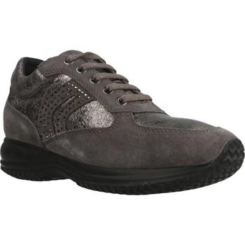 Zapatos Mujer Zapatillas bajas Geox D HAPPY C Marron