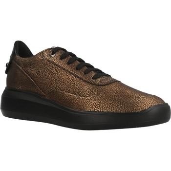 Zapatos Mujer Zapatillas bajas Geox D RUBIDIA A Marron