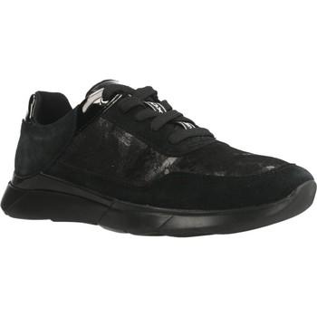 Zapatos Mujer Zapatillas bajas Geox D HIVER Negro