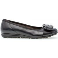 Zapatos Mujer Bailarinas-manoletinas Gabor 52.625/57T35-2.5 Negro