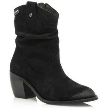 Zapatos Mujer Botines MTNG 58760N Negro