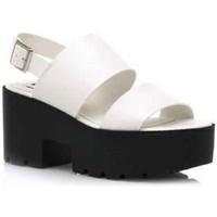 Zapatos Mujer Sandalias MTNG 51059 Blanco