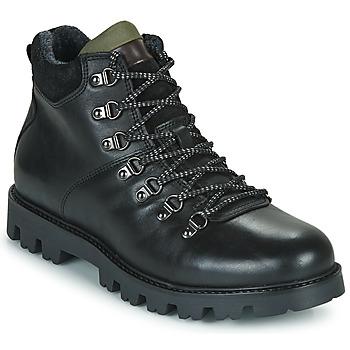Zapatos Hombre Botas de caña baja André CHAMONIX Negro