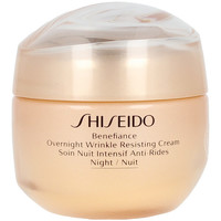 Belleza Mujer Antiedad & antiarrugas Shiseido Benefiance Overnight Wrinkle Resisting Cream