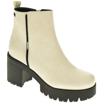 Zapatos Mujer Botines D Angela BOTIN MUJER  HIELO Blanco