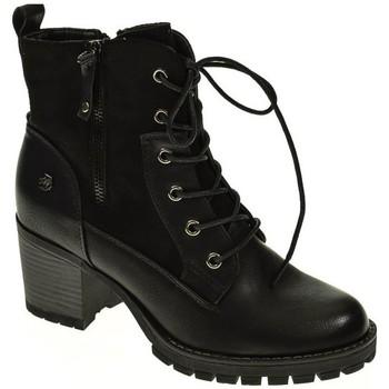 Zapatos Mujer Botines D Angela BOTIN MUJER  NEGRO Negro