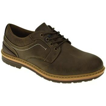 Zapatos Hombre Derbie Sweden Kle CORDON/BLUCHER  MARRON Marrón