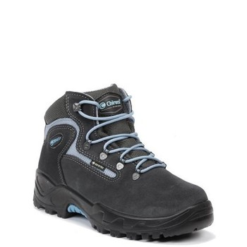 Zapatos Hombre Senderismo Chiruca Botas  Massana 23 Gore-Tex Gris