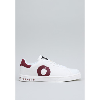 Zapatos Mujer Deportivas Moda Ecoalf SANDFORD Rojo