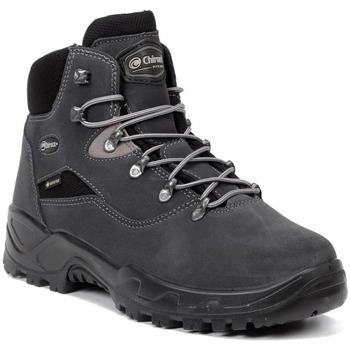 Zapatos Hombre Senderismo Chiruca Botas  Mulhacen 23 Gore-Tex Gris