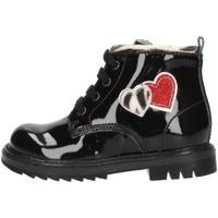 Zapatos Niña Botines NeroGiardini I021502F Negro
